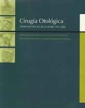 Cirugía otológica