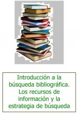 Introducción a la búsqueda bibliográfica