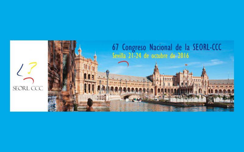 Información práctica del próximo Congreso de la SEORL