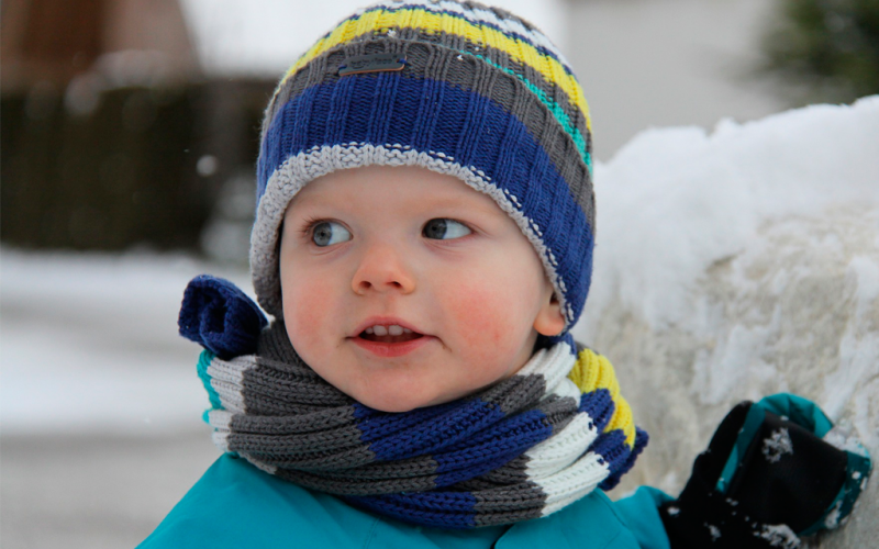El frío y las lluvias multiplican los casos de otitis media en niños