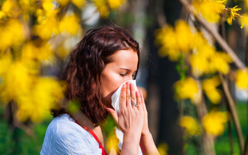 Cerca del 25% de la población sufre alergia nasal
