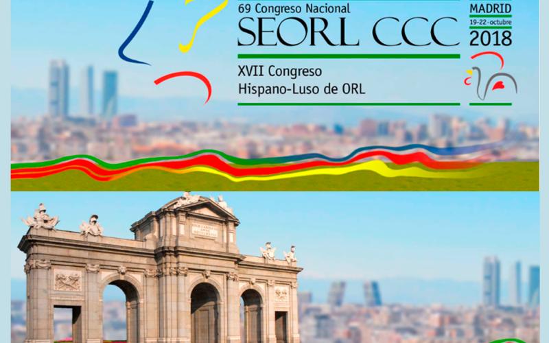 Expertos mundiales y nacionales en otorrinolaringología se reúnen en octubre en Madrid
