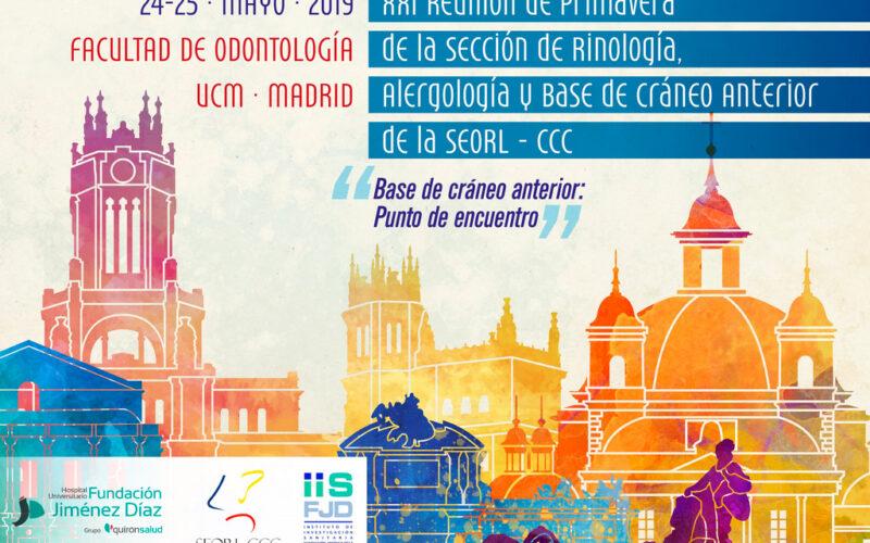 Los mayores expertos en cirugía de base de cráneo se reúnen en Madrid
