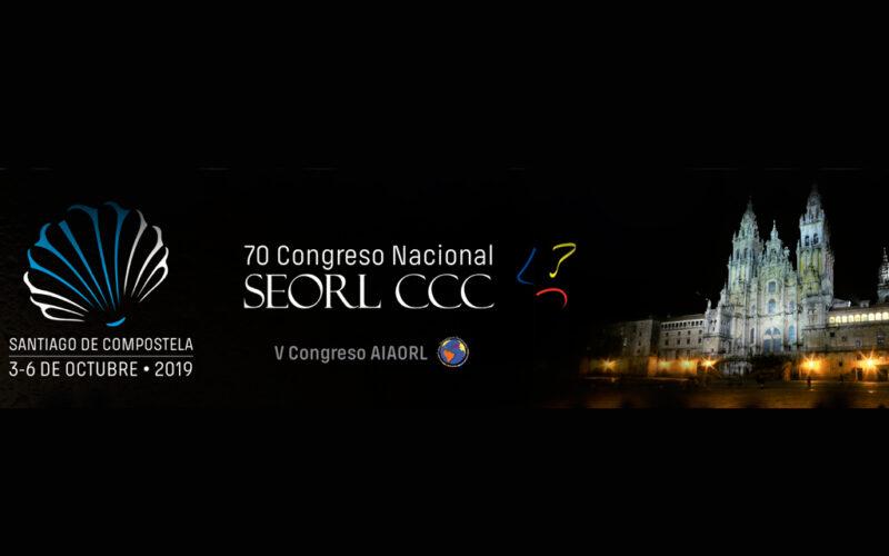 La SEORL-CCC prepara su próximo congreso en Santiago de Compostela